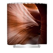 Moving Canyon Shower Curtain