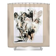 Mowgli Shower Curtain