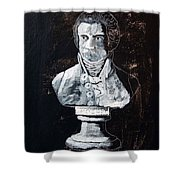 Mozart Shower Curtain