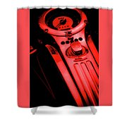 Mph Red 5485 G_2 Shower Curtain