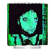 Mr. Fright By Nite Shower Curtain