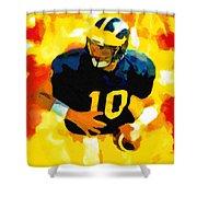 Mr. Tom Brady Shower Curtain