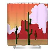Mrb1 Shower Curtain