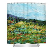 Mrkovici Village 201807 Shower Curtain