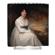 Mrs Macdowall Shower Curtain