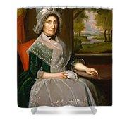 Mrs Richard Alsop 1792 Shower Curtain