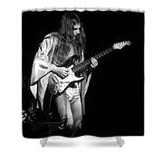 Mrsea #46 Enhanced Bw Shower Curtain
