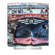 Msc Diana Shower Curtain