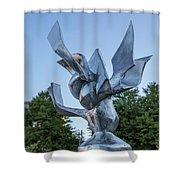 Msu Spring 23 Shower Curtain