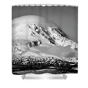 Mt Adams Shower Curtain