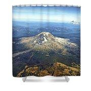 Mt. Adams In Washington State Shower Curtain