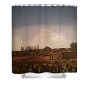 Mt. Ararat Shower Curtain