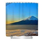 Mt. Fugi Shower Curtain