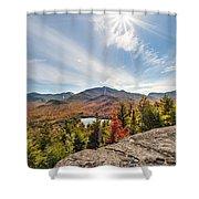 Mt. Joe, Adirondacks  Shower Curtain