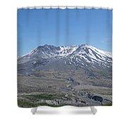 Mt. St.helens 2018 Shower Curtain