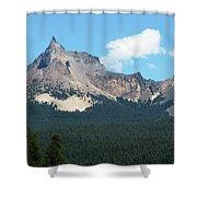 Mt Theilson Bare Shower Curtain
