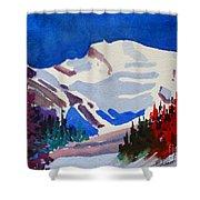 Mt. Wilson Shower Curtain