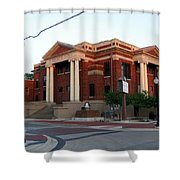 Mt Zion Baptist Church Shower Curtain