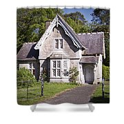Muckross Cottage Killarney Ireland Shower Curtain
