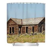 Muddy Creek House Shower Curtain