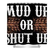 Muduporshutup Shower Curtain