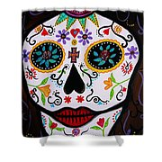 Muertos Shower Curtain