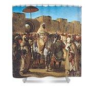 Muley Abd Ar Rhaman  Shower Curtain