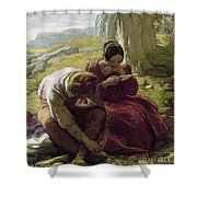 Mulready: Sonnet, 1839 Shower Curtain
