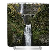 Multnomah Falls 1 Shower Curtain
