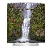 Multnomah Falls 1 Shower Curtain