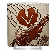 Mums Darling - Tile Shower Curtain
