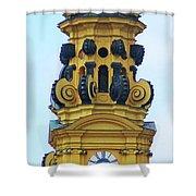 Munich Detail 1 Shower Curtain