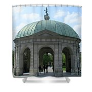 Munich Detail 14 Shower Curtain
