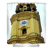Munich Detail 5 Shower Curtain