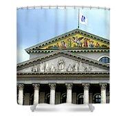 Munich Detail 7 Shower Curtain