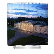 Munich - Glypthothek  Shower Curtain