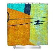 Mural Niedersachsen Club V3 Dsc_3560 Shower Curtain