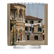 Murano 4338 Shower Curtain