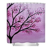 Muriel's Tree Of Life Shower Curtain