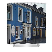 Murphys Ice Cream Dingle Ireland Shower Curtain
