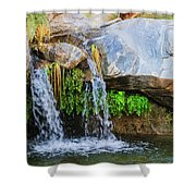 Murray Canon Tranquility II Shower Curtain