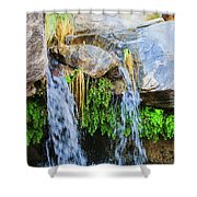 Murray Canon Tranquility Shower Curtain