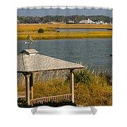 Murrells Inlet Shower Curtain