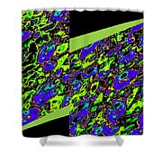 Muse 18 Shower Curtain