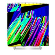 Muse 5 Shower Curtain