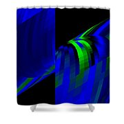 Muse 6 Shower Curtain