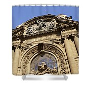Museo De Bellas Artes. Shower Curtain
