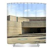 Museo Rufino Tamayo Shower Curtain