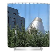 Museum Of Glass 5 Shower Curtain