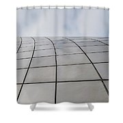 Museum Of Glass Shower Curtain